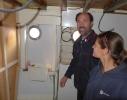 Rekonstrukce kajut třídy A na lodi Tvrdi